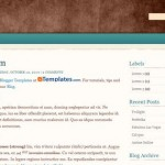 Free Blogger Templates Download: Fabiano