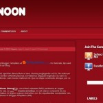 Free Blogger Templates Download: Junoon