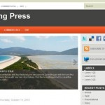 Free Blogger Templates Download: Stunning Press