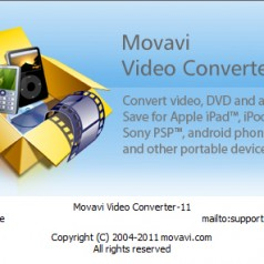 Software Review: Movavi Video Converter 11