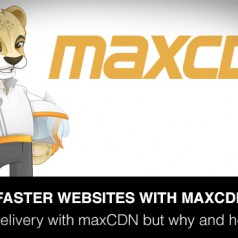 MaxCDN to speed up your site even more