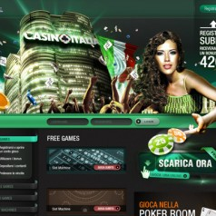 Casinos and their web design